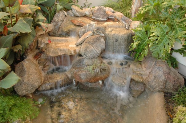 Natural-Waterfall-Repair Phoenix Arizona