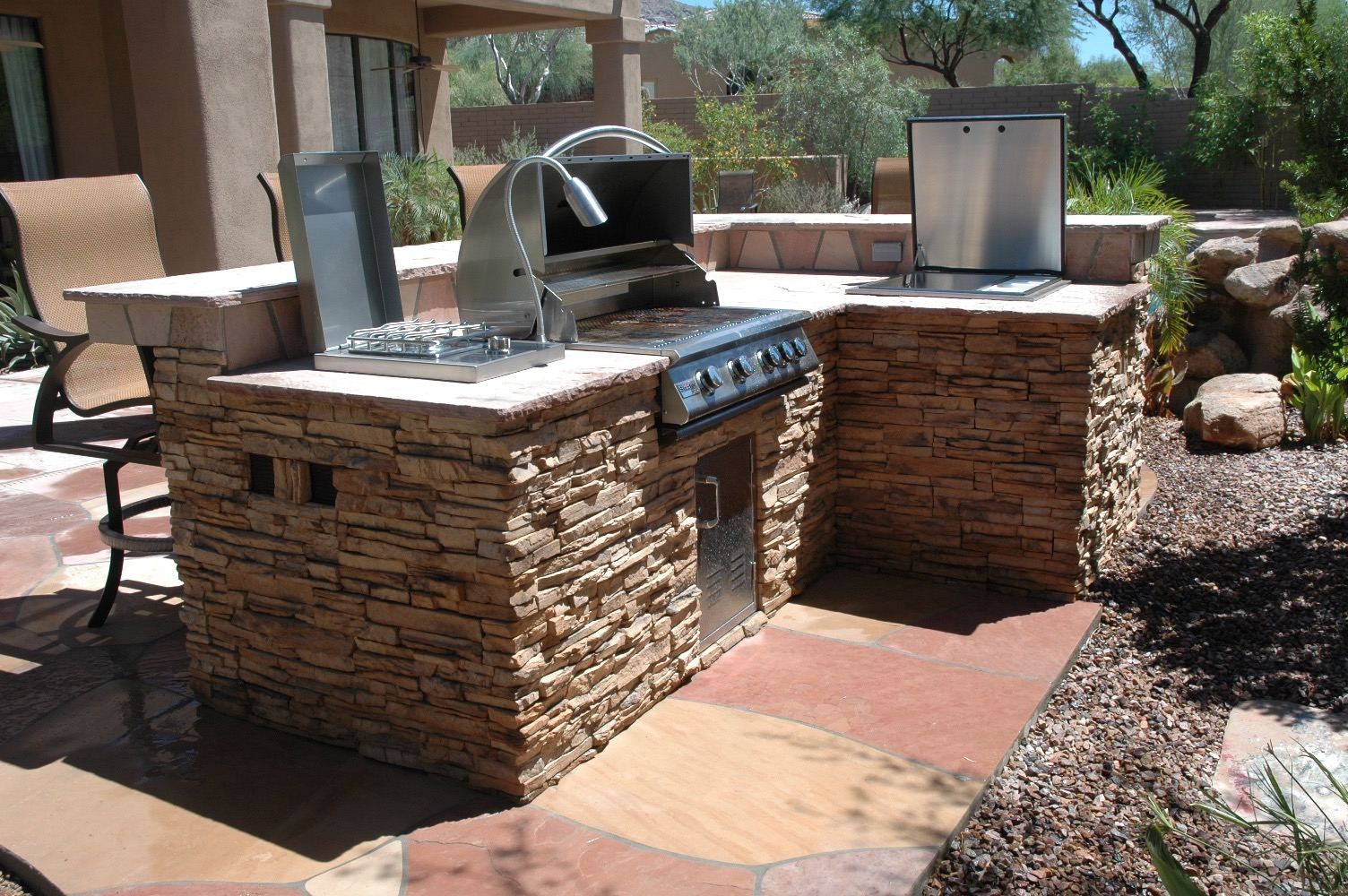 Outdoor Kitchens - Phoenix Arizona (2)